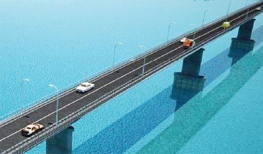Обязательства Удмуртии по строительству моста через Каму и Буй не скажутся на ремонтах дорог
