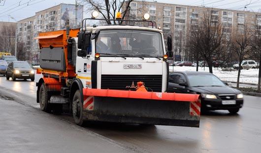 Зима идет - к зиме готовы: как дорожники Ижевска готовятся к гололеду и снегопадам