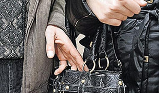 Полицейские Ижевска  поймали  карманников-гастролеров