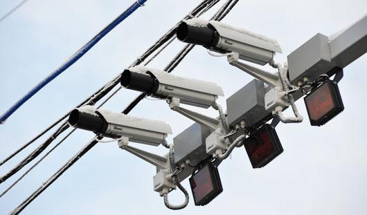 Камеры на перекрестках Ижевска «научили» штрафовать за превышение скорости