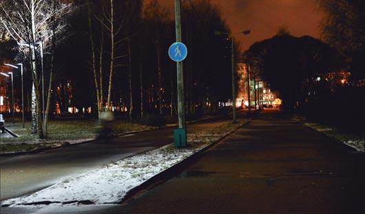 Включат ли освещение у стадиона «Зенит» в Ижевске?