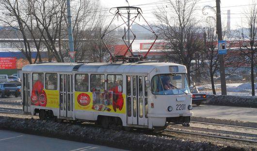 Вечером в Ижевске  закроют движение трамваев до Металлурга