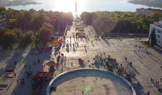 Ижевчане смогут предложить свои варианты реконструкции Центральной площади