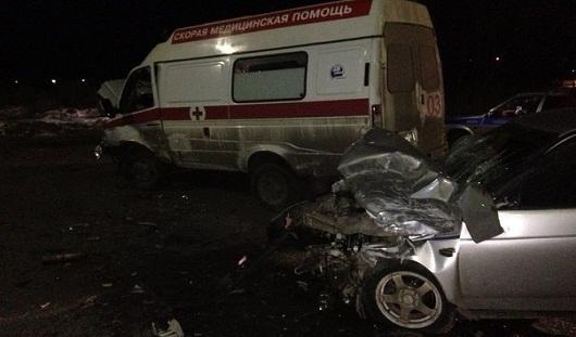 Виновник ДТП с участием «скорой» в Ижевске был пьян