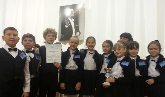 Юные музыканты из Ижевска победили в Международном конкурсе «Серебряный камертон»