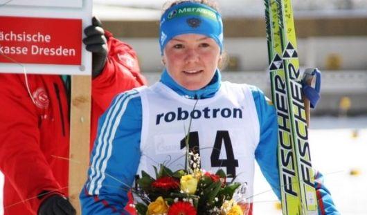 Биатлонистка из Удмуртии выиграла спринт на этапе Кубка IBU