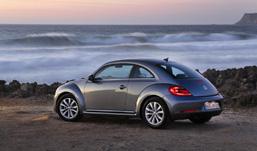 Марка Volkswagen начинает продажи модели Beetle в России