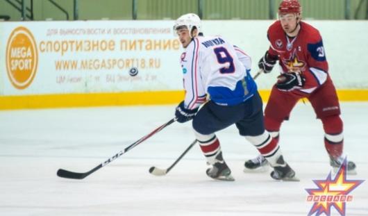 Известный российский хоккеист Анатолий Хомутов откроет матч «Ижсталь» - «Молот-Пикамье»