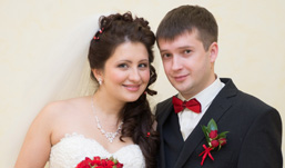 Ижевские молодожены: Предложение сделал в годовщину знакомства