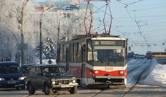 До 1 декабря по улице Пастухова в Ижевске не будут ходить трамваи