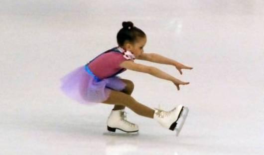 Соревнование маленьких фигуристов «Ижевская снежинка» стартовало в Ижевске