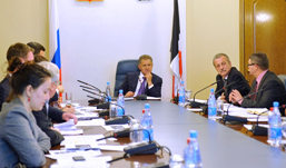 Перспективы строительства ЭКСПО-ПАРКа в Ижевске обсудили в ходе рабочего совещания у Президента Удмуртии