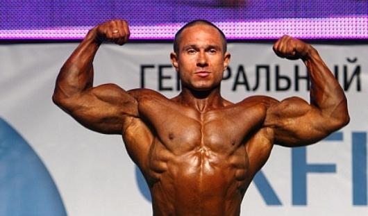 Бодибилдер из Ижевска  стал чемпионом России