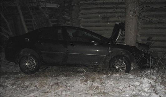 5 человек пострадали в ДТП в Удмуртии из-за пьяного водителя