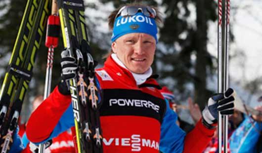 Ижевский лыжник первый из России прошел на Олимпиаду в Сочи