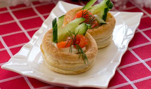 Кулинарный эксклюзив: салаты и закуски к новогоднему столу