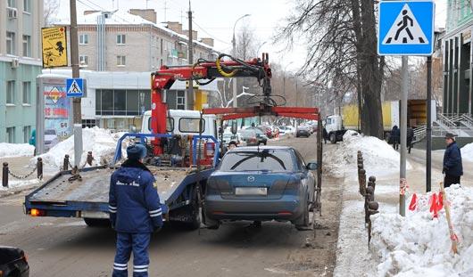 Все автостоянки в Ижевске перейдут в ведение города