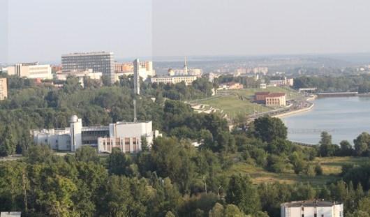 Экспо-парк может появиться на набережной Ижевского пруда