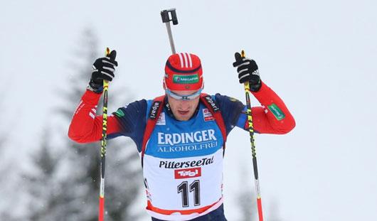 Россияне стали третьими на этапе Кубка мира по биатлону