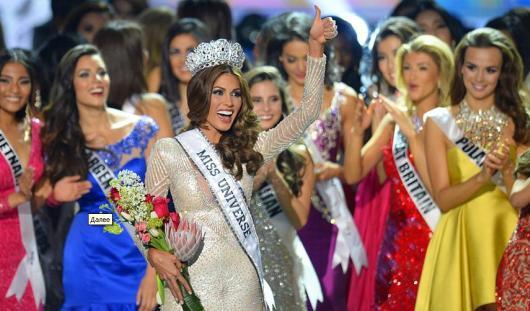 Первое место в конкурсе «Мисс Земля» заняла модель из Венесуэлы