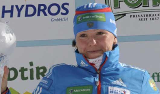 Валентина Назарова может попасть в состав сборной России на Кубке мира уже на третьем этапе