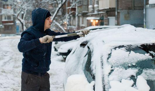 Всю предстоящую неделю Ижевск будет засыпать снегом