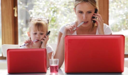 Как успеть все: 10 советов маме