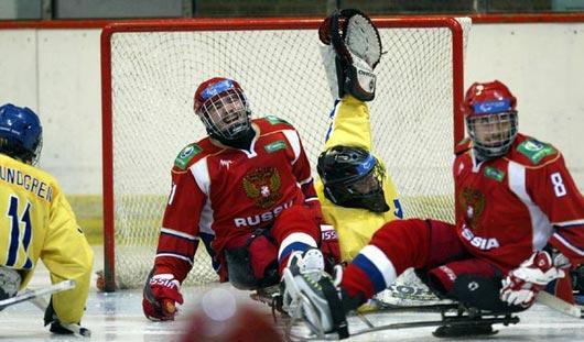 5 следж-хоккеистов из Удмуртии стали бронзовыми призерами Турнира 4 наций в Канаде