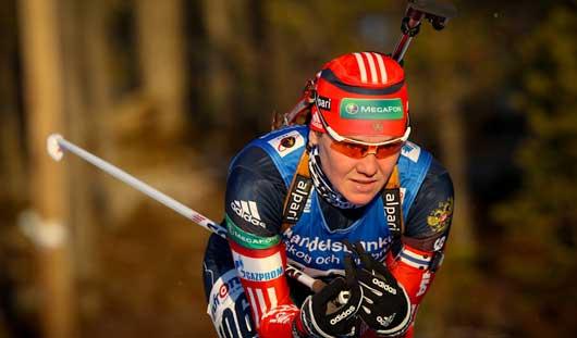 Спортсменка из Удмуртии выступит на третьем этапе Кубка мира по биатлону