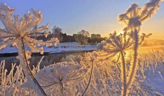 Новая лыжня, мороз и Майдан: о чем утром говорят в Ижевске