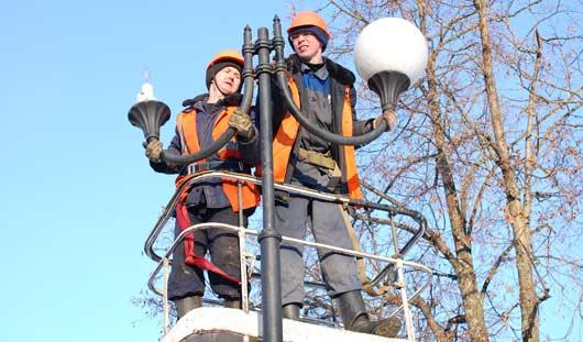 Когда включат свет на Вараксинском бульваре в Ижевске?