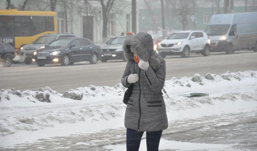 Синоптики предупреждают о резком ухудшении погоды в Ижевске
