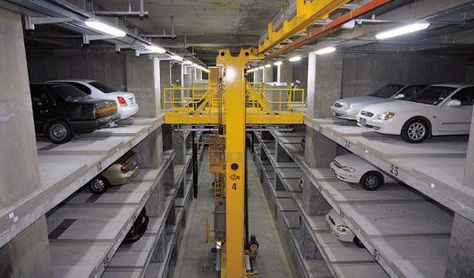 Названа компания, которая займется строительством многоуровневых паркингов в Ижевске
