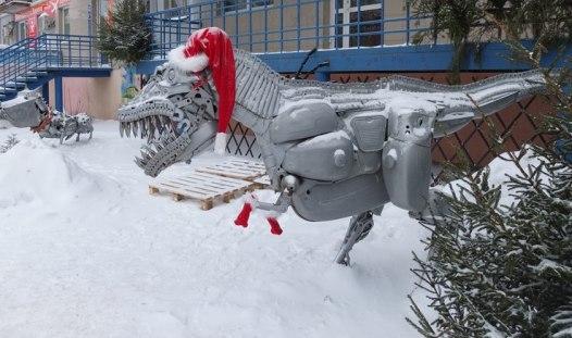 Все на лыжи и новогодние украшения: о чем этим утром говорят в Ижевске
