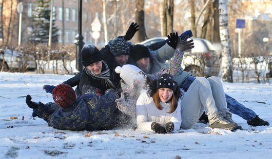 Всю неделю температура в Ижевске будет колебаться от -7° до -24°