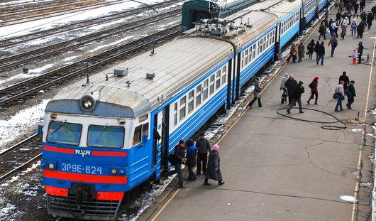 Все пригородные поезда Ижевска изменят свое расписание