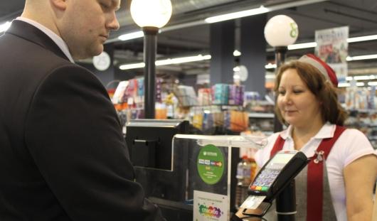 В магазинах торговой группы «Ижтрейдинг» принимают к оплате «Спасибо» от Сбербанка