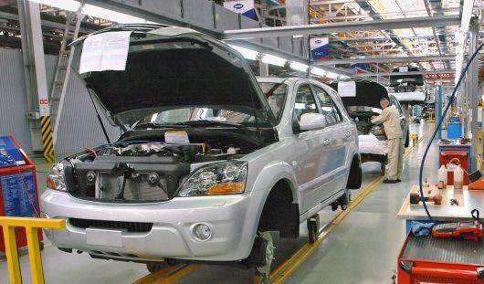 Первый кузов Nissan в Ижевске соберут до конца 2013 года