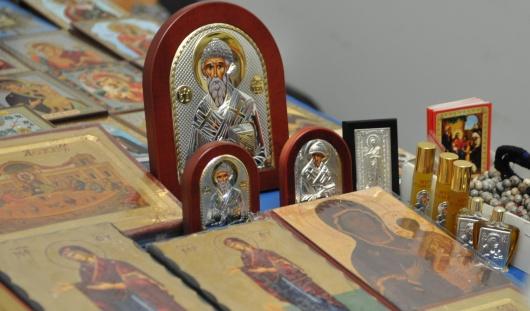 В Ижевске открылась международная православная выставка-ярмарка