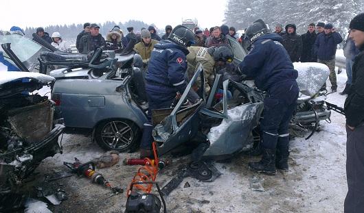 В Удмуртии в авариях погибли 3 человека