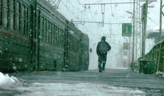 Дебошир угрожал прострелить колени пассажиру в поезде «Ижевск - Астрахань»