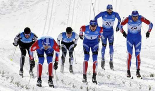 Лыжник из Удмуртии Константин Главатских выиграл первую гонку на «Красногорской лыжне»