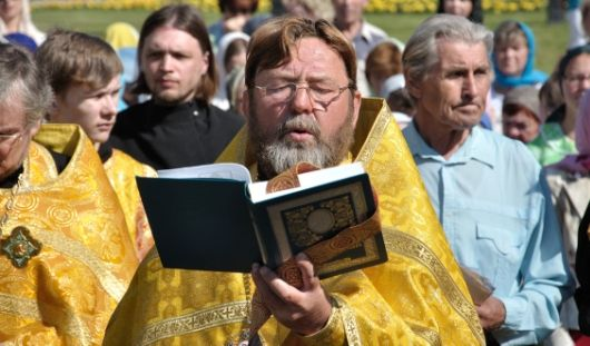 Настоятель Свято-Михайловского собора Ижевска: «На месте захоронения Калашникова появится часовня»