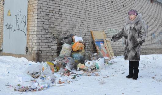 Что делать, если ижевская управляющая компания без спроса убирает мусорные контейнеры?