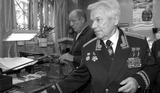 Сотрудник музея «Ижмаш» о Калашникове: «Мы первыми узнали, что его не стало»
