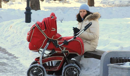 В России увеличили декретный отпуск с 3 лет до 4,5 года