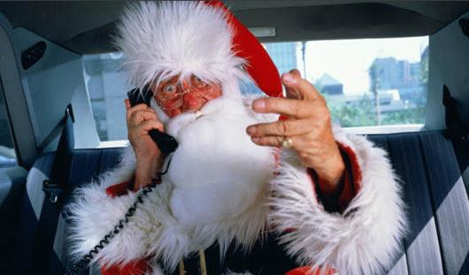 Найден самый богатый Дед Мороз в мире