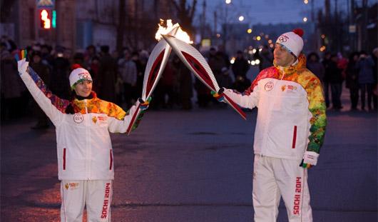 В Ижевске к встрече олимпийского огня готовы