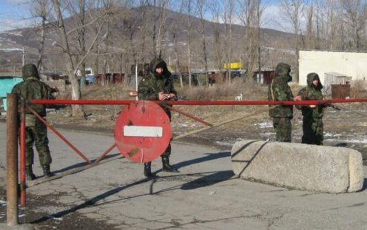 Двоих полицейских из Удмуртии ранили в Дагестане