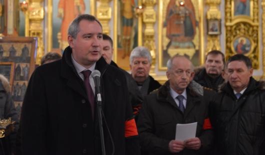 Рогозин в Ижевске: «Мы продолжим объединение заводов в концерн «Калашников»